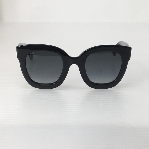 be8d859f0d Gucci Accessories - Gucci Round Frame Acetate Sunglasses with Stars